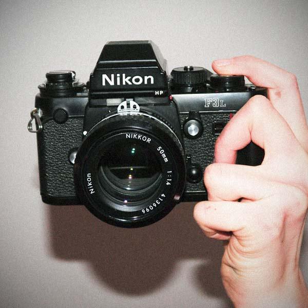 Prototyp der Nikon F3L