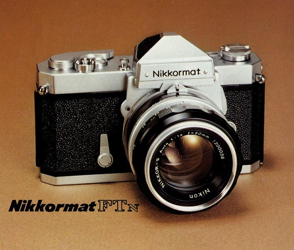 Foto aus einem Nikon Prospekt