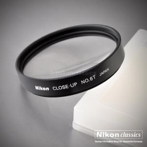 achromatische Nikon-Nahlinse