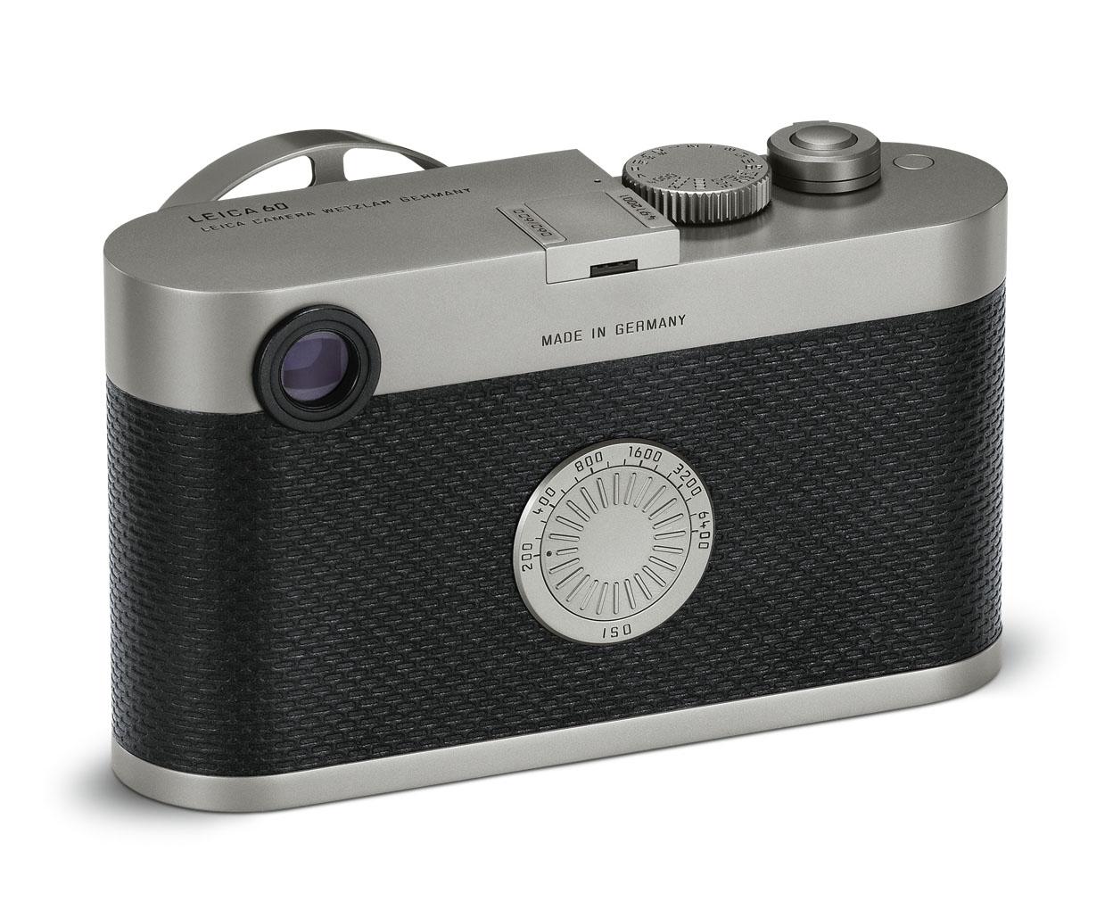Leica Cl Entfernungsmesser Justieren : Eine völlig absurde kamera: leica m edition 60