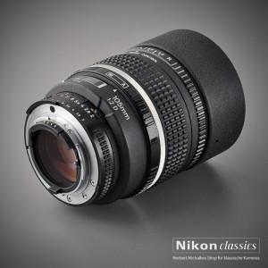 Portraitspezialist: AF-Nikkor 105/2,0 DC