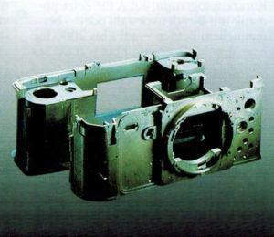 Metallgehäuse der F-301
