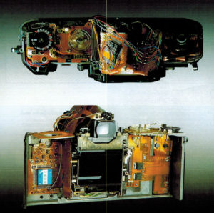 Elektronik der F-301