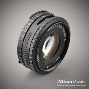 Nikon Lens Series E 50mm/1:1,8