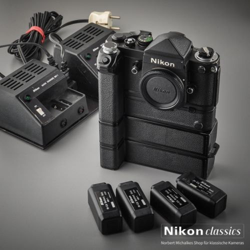 Nikon F2H High Speed