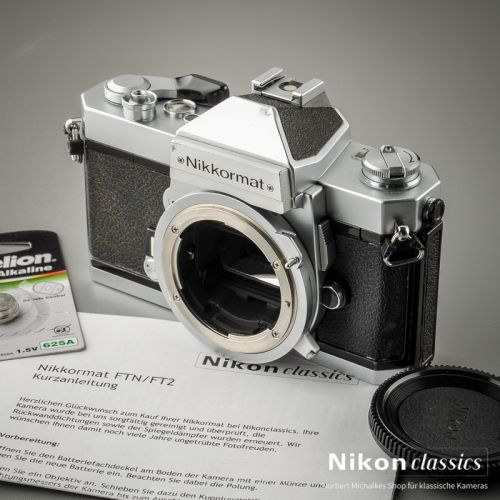Nikkormat FT2 (Condition AB)
