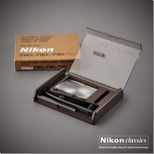 Focusing screen for Nikon F90 Type B