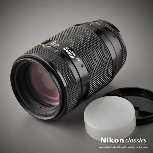 Nikon AF Zoom-Nikkor 70-210/4-5,6 (Condition A-)