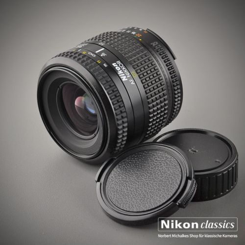 Nikon AF-D Zoom-Nikkor 35-80/4-5,6 (Condition A/A-)