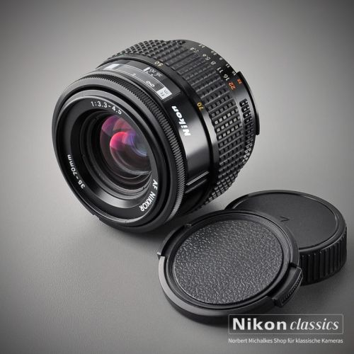 Nikon AF Zoom-Nikkor 35-70/3,3-4,5 Macro (Condition A)