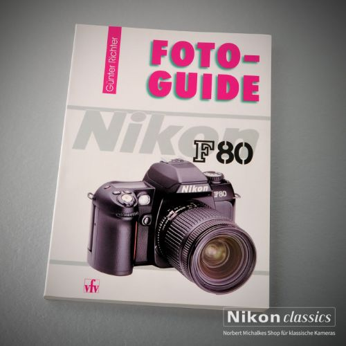 Nikon F80, german book