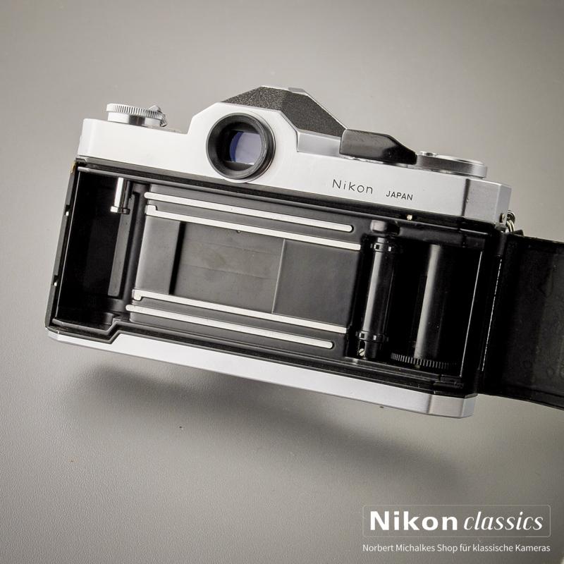 Nikonclassics Shop für klassische Nikons - Nikon F2 Titanium